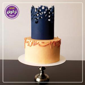 کیک تایپوگرافی (کالیگرافی)