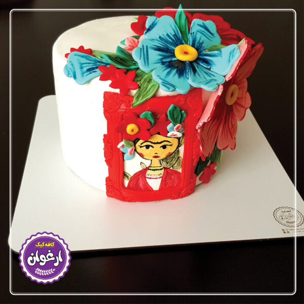 کیک فریدا کالو