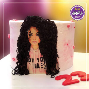 کیک موفرفری