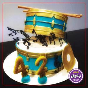 کیک درامز جاز