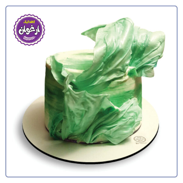 کیک بادبزنی