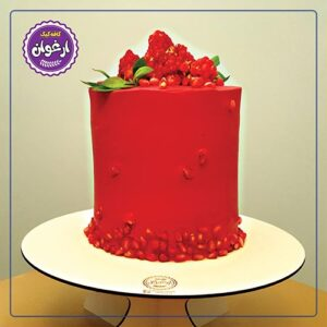 کیک انار مرتفع